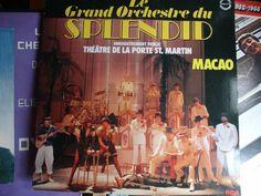 LE GRAND ORCHESTRE DU SPLENDID PORTE ST MARTIN MACAO RCA ZL37393