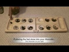 Play Around the World -- Play Learning how to play Mancala - YouTube