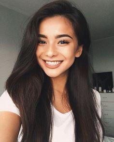 Nice smile, sweet lips