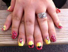 Tracy Sabatino nail art