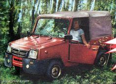 Poni (Пони) [2] Microcar, Golf Carts, Techno, Cars, Vehicles, Autos, Car, Car, Automobile
