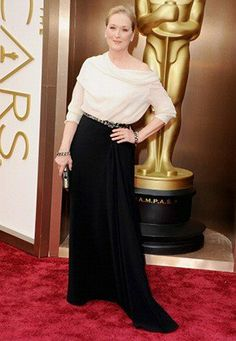 2014 Oscars Red Carpet | Oscars Red Carpet Photos 2014: See All The Looks! : Lucky Magazine
