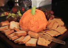 """Six in the Suburbs: """"Pumpkin"""" Cheese Ball"""