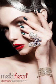 Alexandra Martynova by Remi Kozdra & Kasia Baczulis for Fashion Gone Rogue