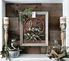 decor diy decor rustic decor in or out decor kitchen curtains decor picture frames is french farmhouse decor decor and signs for farmhouse decor Country Decor, Rustic Decor, Farmhouse Decor, Rustic Style, Modern Farmhouse, Diy Wanddekorationen, Entryway Decor, Living Room Decor, Dining Room