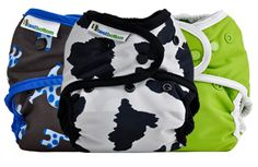 Best Bottom diapers. Love these cloth diapers!! they are the only ones I use now on my twins. Tried tons of others and they are by far the best.
