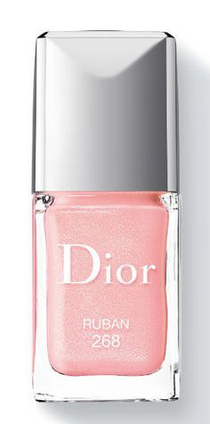 лак диор 268 Dior Vernis Gel Shine Long Wear Nail Lacquer 268 ruban