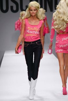 Moschino Lente/Zomer 2015 (3)  - Shows - Fashion