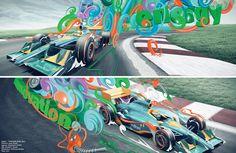 New Works of Adhemas Batista (I'm Selling Colors) | Abduzeedo | Graphic Design Inspiration and Photoshop Tutorials