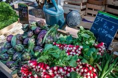 An Embarrassment of Riches — Provence Market Days