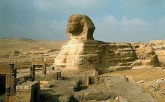 Najvece svetske misterije: Velika Sfinga