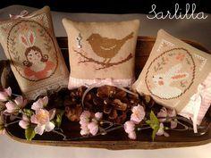 Le creazioni di Sarlilla