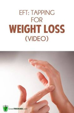 EFT Is Effective for Weight Management