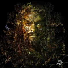 Of gods and men… #JasonMomoa #PrideOfGypsies #FatherNature #Kane #PhotoComposite #Surreal #Nature #FantasticCreature #LovingYourCanvas ✨