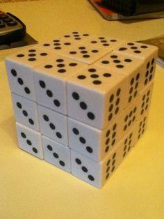 Cubo de Rubik Dominó