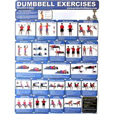 Dumbbell Workouts » Health And Fitness Training