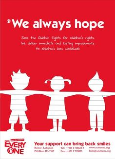 Save The Children NGO Campaign on Behance Save The Children, Children Play, Global Awareness, Poster Ads, Break Room, Presentation Design, Kids Christmas, Paper Cutting, Kids Playing