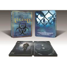 I Am Legend - Zavvi Exclusive Limited Edition Steelbook