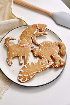 Gingercats Cookie Kit - $14