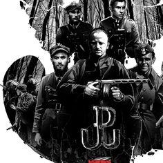 Żołnierze Wyklęci: Nieśmiertelni Bohaterowie (Łupaszka, Zapora, Olech, Rój, Pług)
