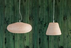 Made in Mimbre Lights | Remodelista