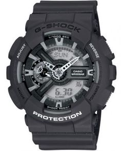 online shopping for Casio Men's G-Shock Large Black Analog-Digital Multi-Function Sport Watch from top store. See new offer for Casio Men's G-Shock Large Black Analog-Digital Multi-Function Sport Watch Casio G-shock, Casio Watch, Casio G Shock Watches, Sport Watches, Cool Watches, Watches For Men, Men's Watches, Wrist Watches, Fashion Watches