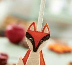 Fox, Deer & Hare Woodland Templates