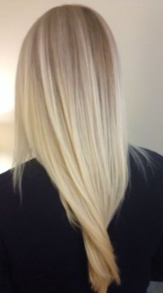 I love her hair cute hair Hair hair Long, light blonde hair with platinum balayage highlights Love Hair, Great Hair, Gorgeous Hair, Gorgeous Blonde, Amazing Hair, Beautiful, Soft Blonde Hair, Ash Blonde, Blonde Ombre