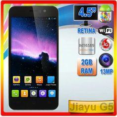 Jiayu G5 Advance  La evolución natural del G5 Basic 2gb Ram, Quad, Wifi, Iphone, Natural, Nature, Quad Bike, Au Natural