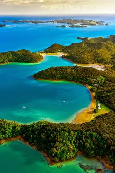 Bay of Islands, Northland-10 Beautiful Beaches in New Zealand