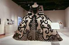 Real Marie Antoinette dress