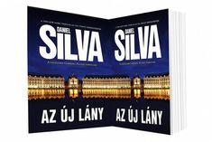 Daniel Silva Az új lány könyvismertető nem kezdődhet másképpen, mint műfaj megjelöléssel. Kém sztori.