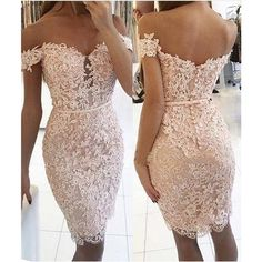 Lace Homecoming Dresses, Sexy Short Sheath Off-the-Shoulder Homecoming Dress Sexy Lace Evening Dress, Short Prom Dress, Lace Prom Dress, Woman Dresses Lace Evening Dresses, Elegant Dresses, Sexy Dresses, Short Dresses, Evening Gowns, Mini Dresses, Fashion Dresses, Short Sundress, Cheap Dresses