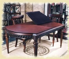 custom dining table pad dining room table pads pinterest tables dining tables and custom dining tables