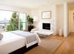 fireplaces bedroom designrulz (40)