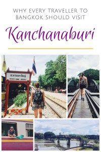 If you're visiting Bangkok, don't miss Kanchanaburi! #Thailand #travel