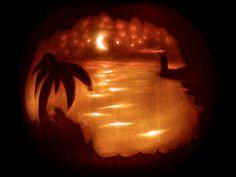 Pumpkin Carving Ideas Nightmare Before Christmas Halloween Pumpkins, Fall Halloween, Halloween Decorations, Happy Halloween, New Halloween Costumes, Halloween Village, Amazing Pumpkin Carving, Scary Pumpkin Carving, Pumpkin Carvings