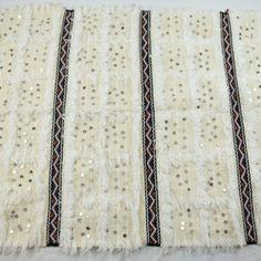 Moroccan Wedding Blanket