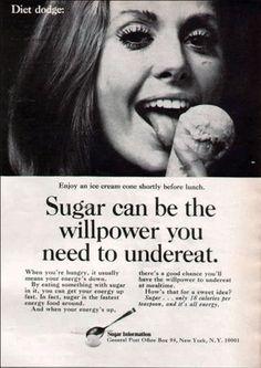Diät nach der Zuckerlobby Methode