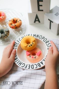 Winnie the Pooh and Friends Donuts