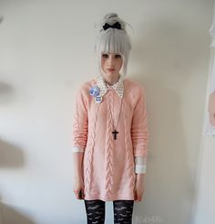 Pastel Goth Clothing | Now i'll show you more photos of both dark and pastelish :)