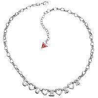 LNH0014 GUESS náhrdelník  #superpserky #krasnesperky #guess #nahrdelnik #necklace #luxusjewelry #luxusnesperky Swarovski, Silver, Jewelry, Jewlery, Jewerly, Schmuck, Jewels, Jewelery, Fine Jewelry