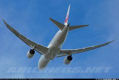 Boeing 787-846 Dreamliner, Boston, Mass. #787 #boeing