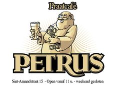 Petrus   Café/snack restaurant with veggie dishes and spaghetti