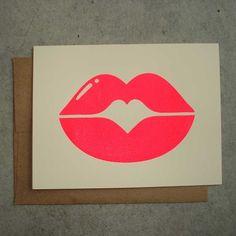 kiss card