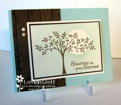 Sharing my love of Stampin' Up! products with lots of great stamping & scrap-booking projects.