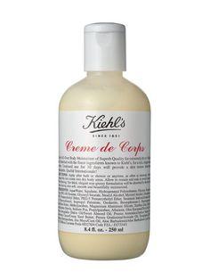 Kiehl's Creme de Corps   allure.com