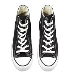 new style 3d242 1b139 Converse stylethecyclist Converse Trainers, Converse Shoes, Converse High,  Black Converse, Shoes