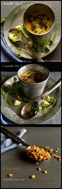 Awadhi Dal A royal, flavoursome lentil preparation from the Mughal Kitchens made easy for you!