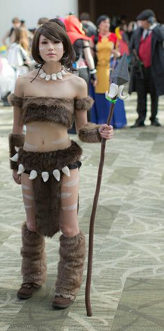 Nidalee - League of Legends | Sakura Con 2013